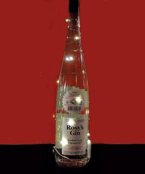 1.5 Liter Rosy's Gin aus Zürich